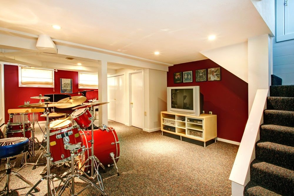 Converting An Existing Cellar Into A Liveable Area Can Be A Cost Effective  Way To Add Space To Your Home; Especially If You Are Unable To Expand Into  The ...