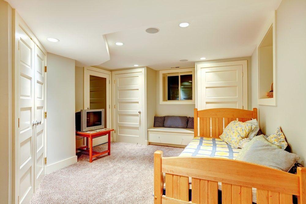 Basement Bedroom Ideas, Basement Light Shaft Uk